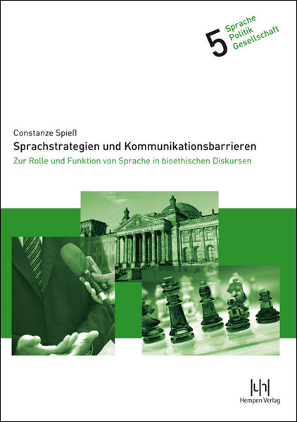 Sprachstrategien und Kommunikationsbarrieren - Coverbild