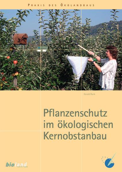 Pflanzenschutz im ökologischen Kernobstanbau - Coverbild
