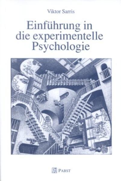 Einführung in die experimentelle Psychologie - Coverbild