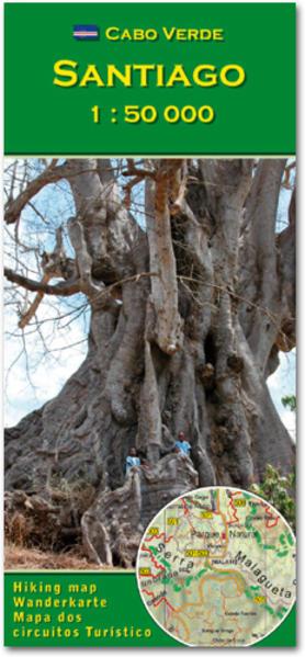 Kostenloser Download Cabo Verde: Santiago 1 : 50000 PDF
