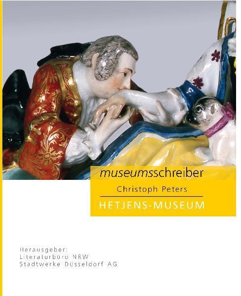 Museumsschreiber 1 - Coverbild