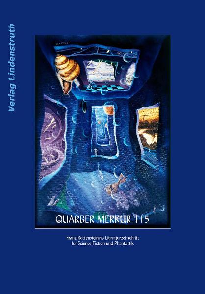QUARBER MERKUR 115 - Coverbild
