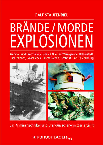 Brände / Morde / Explosionen - Coverbild