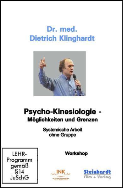 Psycho-Kinesiologie - Möglichkeiten und Grenzen - Coverbild