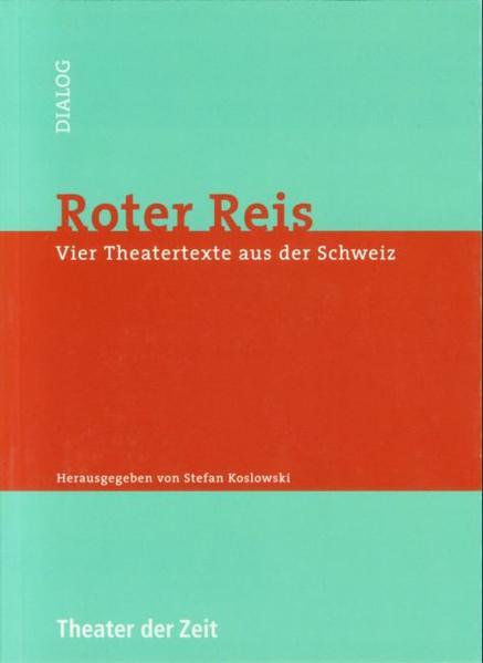 Roter Reis - Coverbild