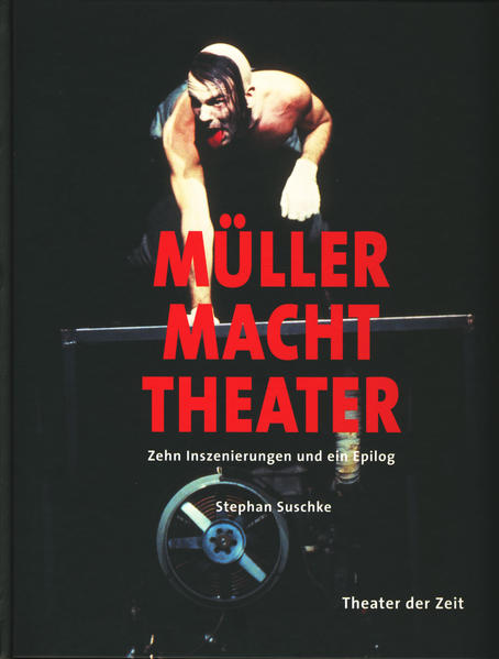 Müller macht Theater - Coverbild