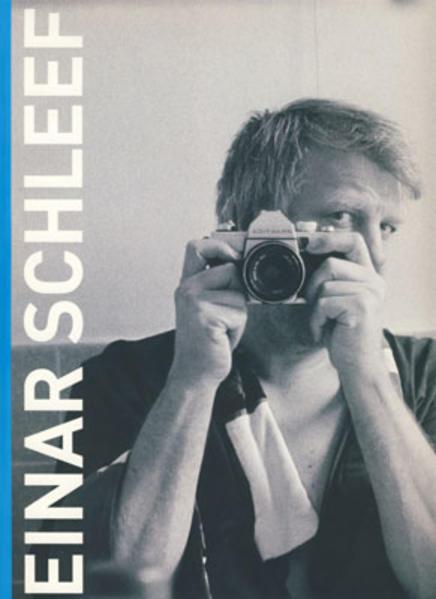 Einar Schleef Kontaktbögen - Coverbild