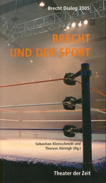 Brecht und der Sport - Coverbild