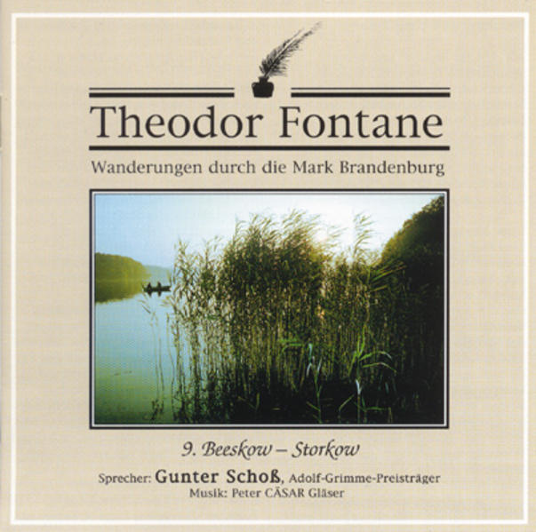 Wanderungen durch die Mark Brandenburg - Coverbild
