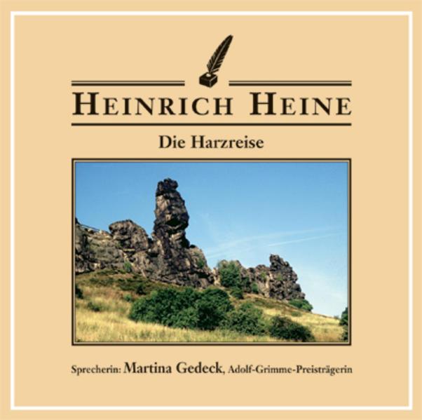 Die Harzreise - Coverbild