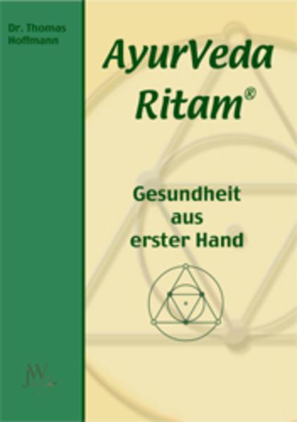 AyurVeda Ritam - Gesundheit aus erster Hand - Coverbild