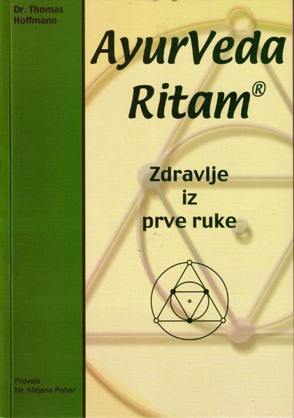AyurVeda Ritam - Zdravlje iz prve ruke - Coverbild