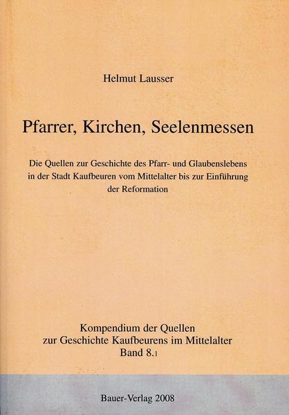 Pfarrer, Kirchen, Seelenmessen - Coverbild