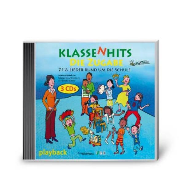 Klassenhits - Die Zugabe - Coverbild