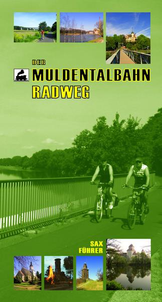 Der Muldentalbahn-Radweg - Coverbild