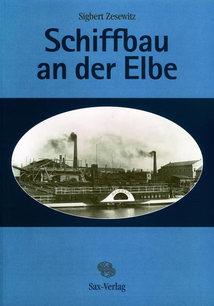 Schiffbau an der Elbe - Coverbild