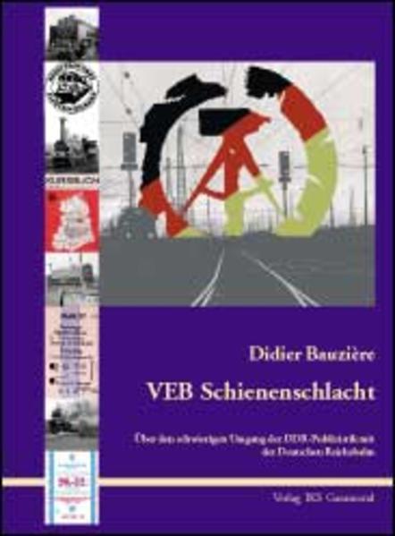 VEB Schienenschlacht - Coverbild