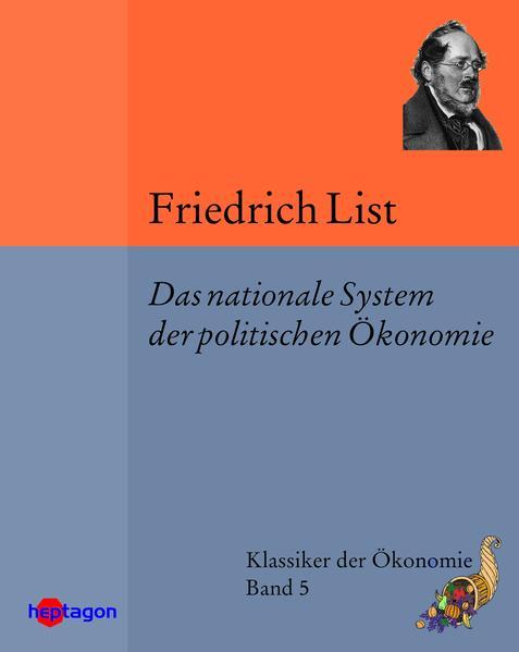 Das nationale System der politischen Ökonomie - Coverbild