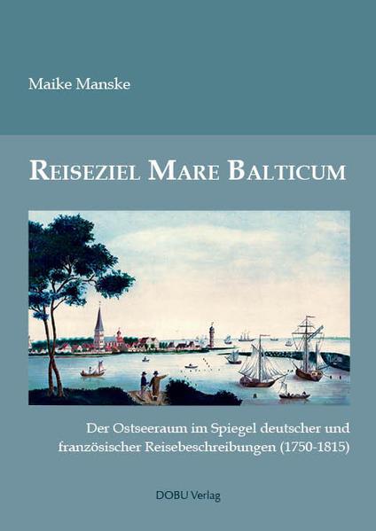 Reiseziel Mare Balticum - Coverbild