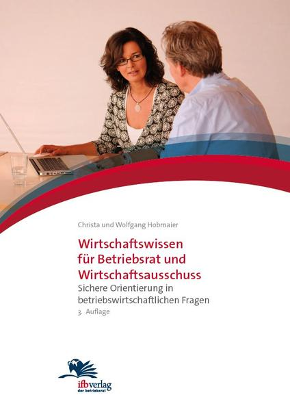 Wirtschaftswissen für Betriebsrat und Wirtschaftsausschuss - Coverbild