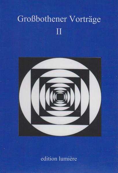 Kostenloses PDF-Buch Grossbothener Vorträge