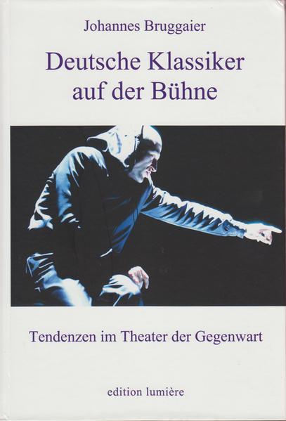 Deutsche Klassiker auf der Bühne - Coverbild