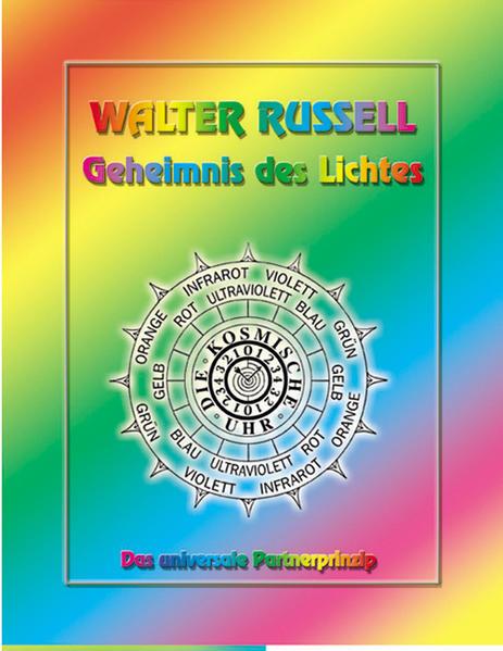 Geheimnis des Lichtes - Coverbild