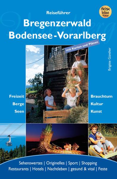 Bregenzer Wald - Coverbild