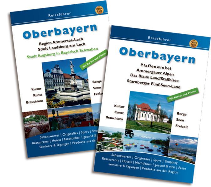 Oberbayern 1+2 - Coverbild