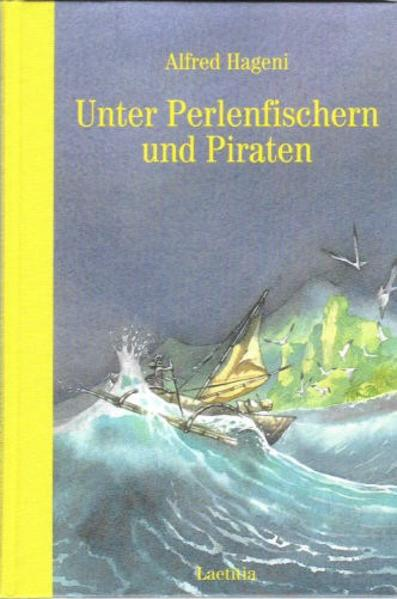 Unter Perlenfischern und Piraten - Coverbild