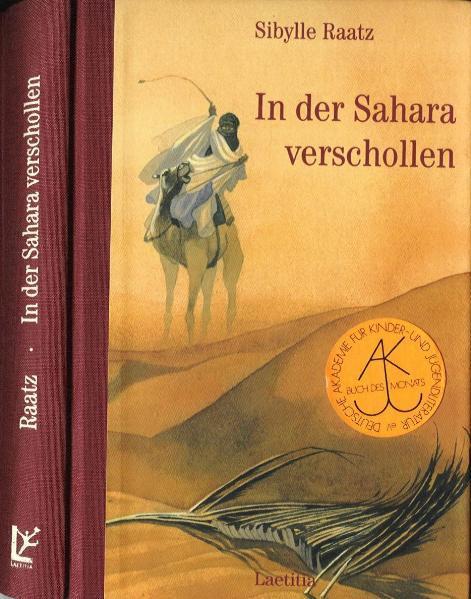In der Sahara verschollen - Coverbild