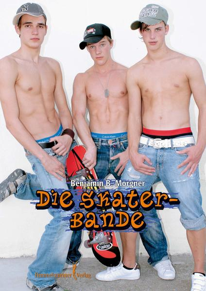 Die Skaterbande - Coverbild