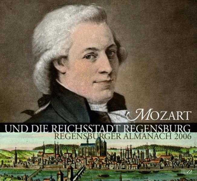 Regensburger Almanach 2006 - Coverbild