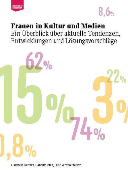Frauen in Kultur und Medien - Coverbild