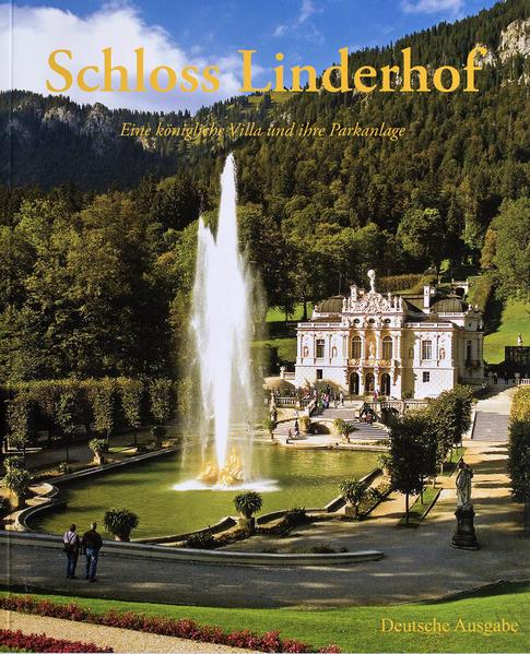 Linderhof - Coverbild