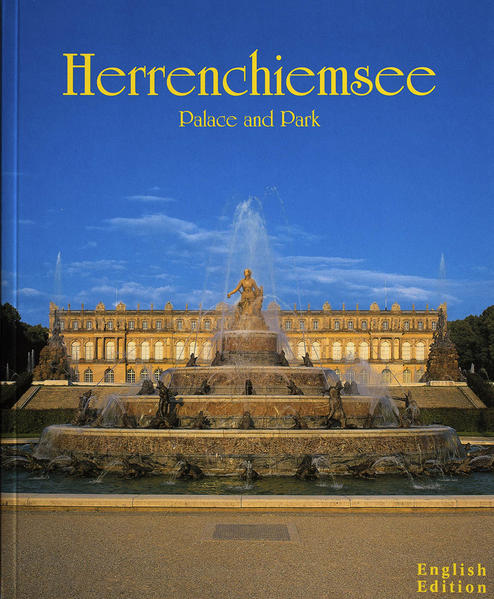 Herrenchiemsee - Palace and Park - Coverbild
