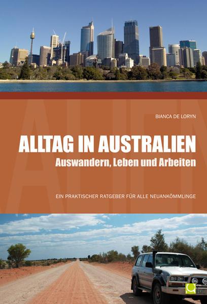 Alltag in Australien - Auswandern, Leben und Arbeiten - Coverbild