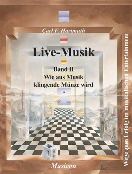 Live-Musik, Band II - Coverbild