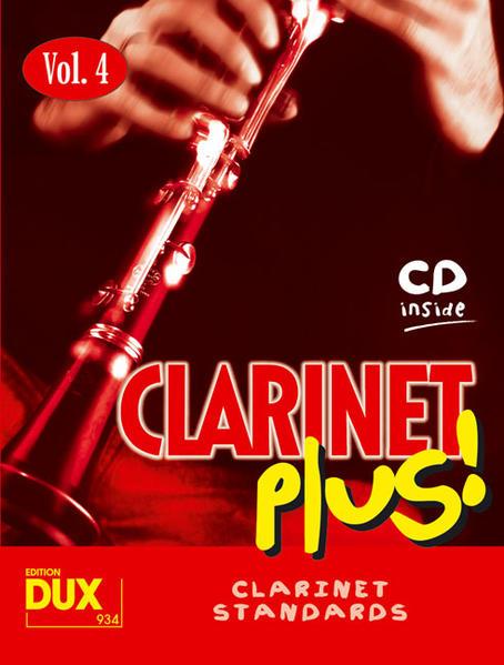 Clarinet Plus Band 4 - Coverbild