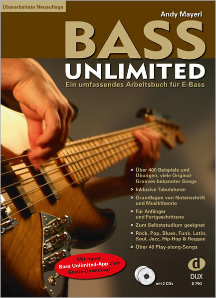 Bass Unlimited - Coverbild