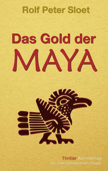 Das Gold der Maya - Coverbild