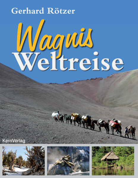 Wagnis Weltreise - Coverbild