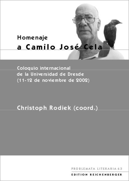 Homenaje a Camilo José Cela - Coverbild
