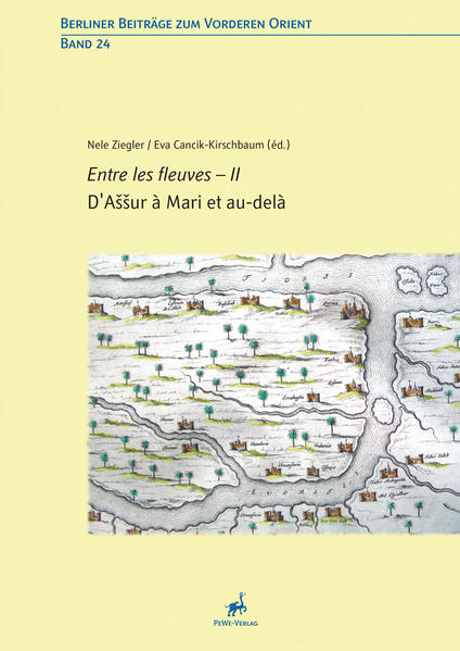 Entre les fleuves - II - Coverbild