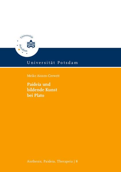 Paideia und bildende Kunst bei Plato - Coverbild