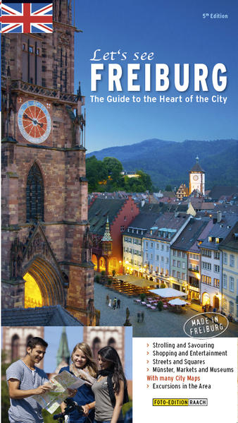 Let's see Freiburg - Coverbild