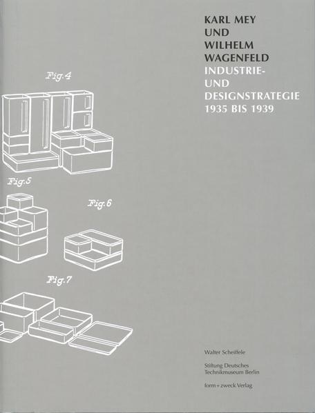 Karl Mey und Wilhelm Wagenfeld - Coverbild