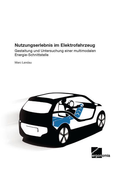 Nutzungserlebnis im Elektrofahrzeug - Coverbild