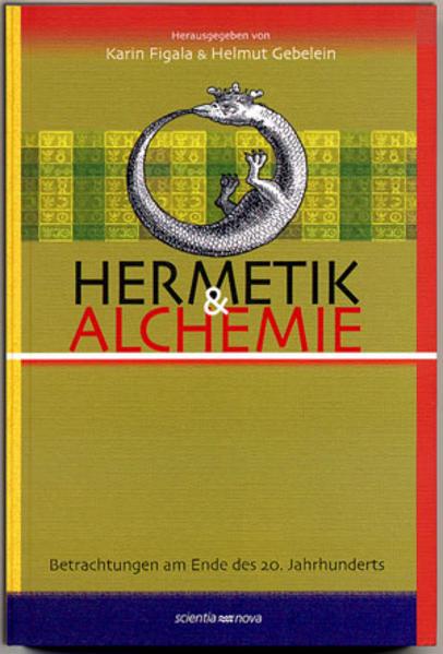 Hermetik & Alchemie - Coverbild