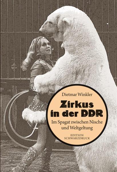 Zirkus in der DDR - Coverbild